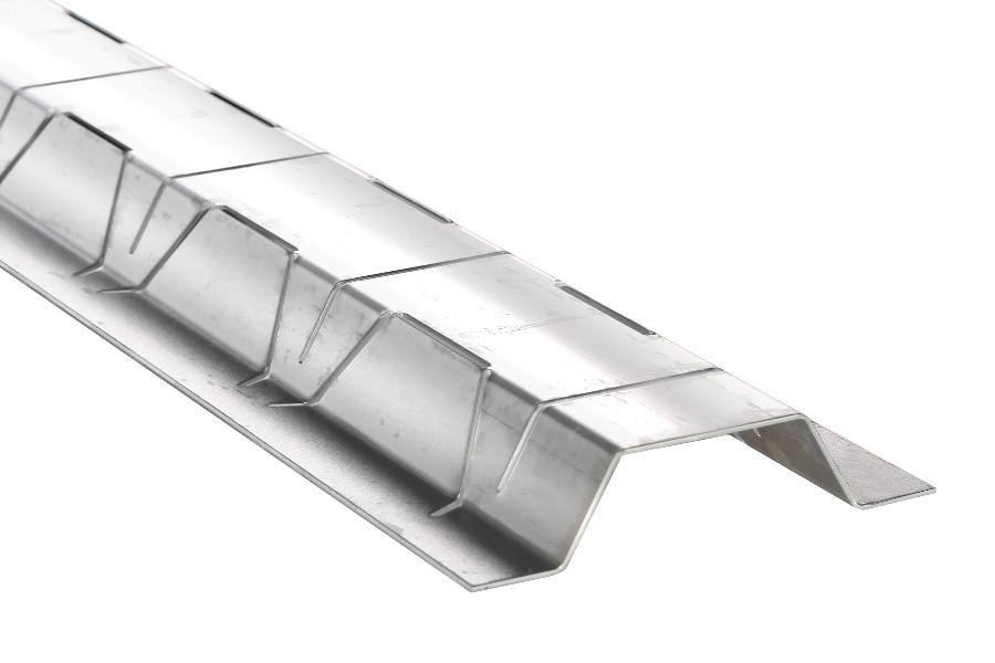 Stichkanäle aus Aluminium - Flex-Trapezform