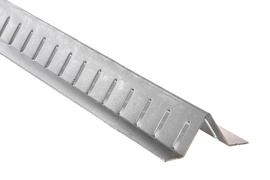 Stichkanäle aus Aluminium - Dreiecksform